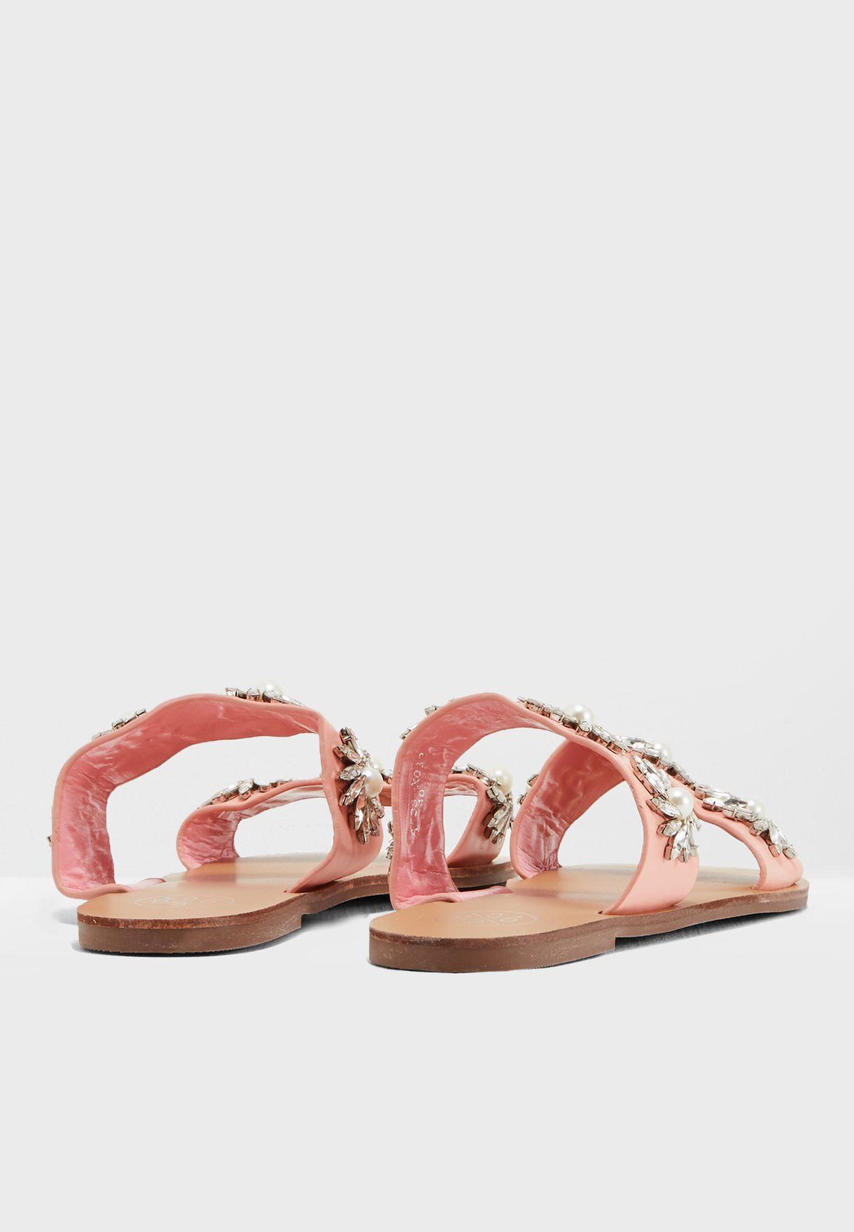 Alabama Embellished Sandal