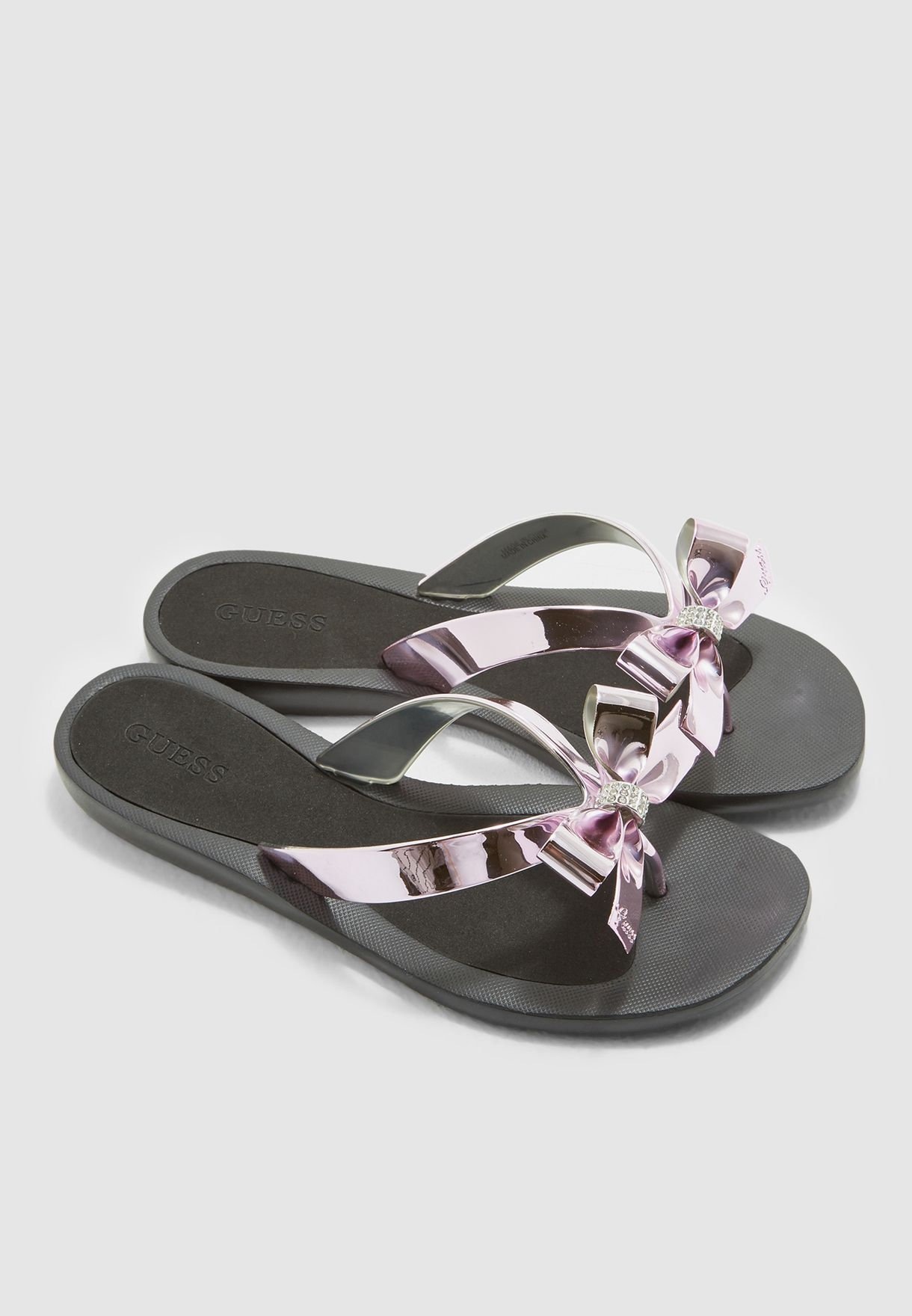 Bow Thong Sandals