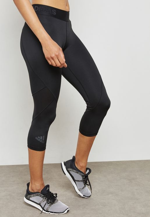 Alphaskin Sports 3/4 Leggings