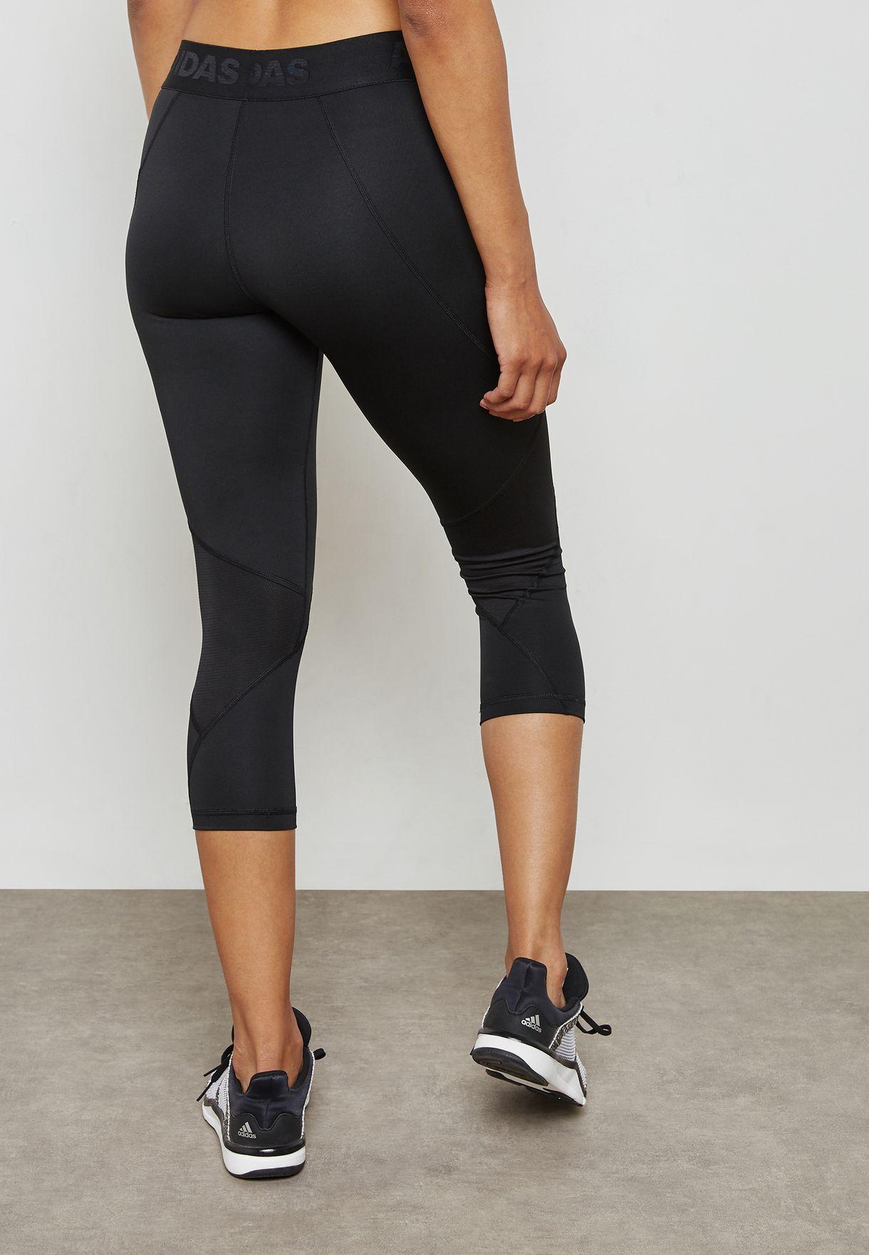 Alphaskin Sports 3/4 Leggings