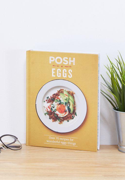 كتاب Posh Eggs