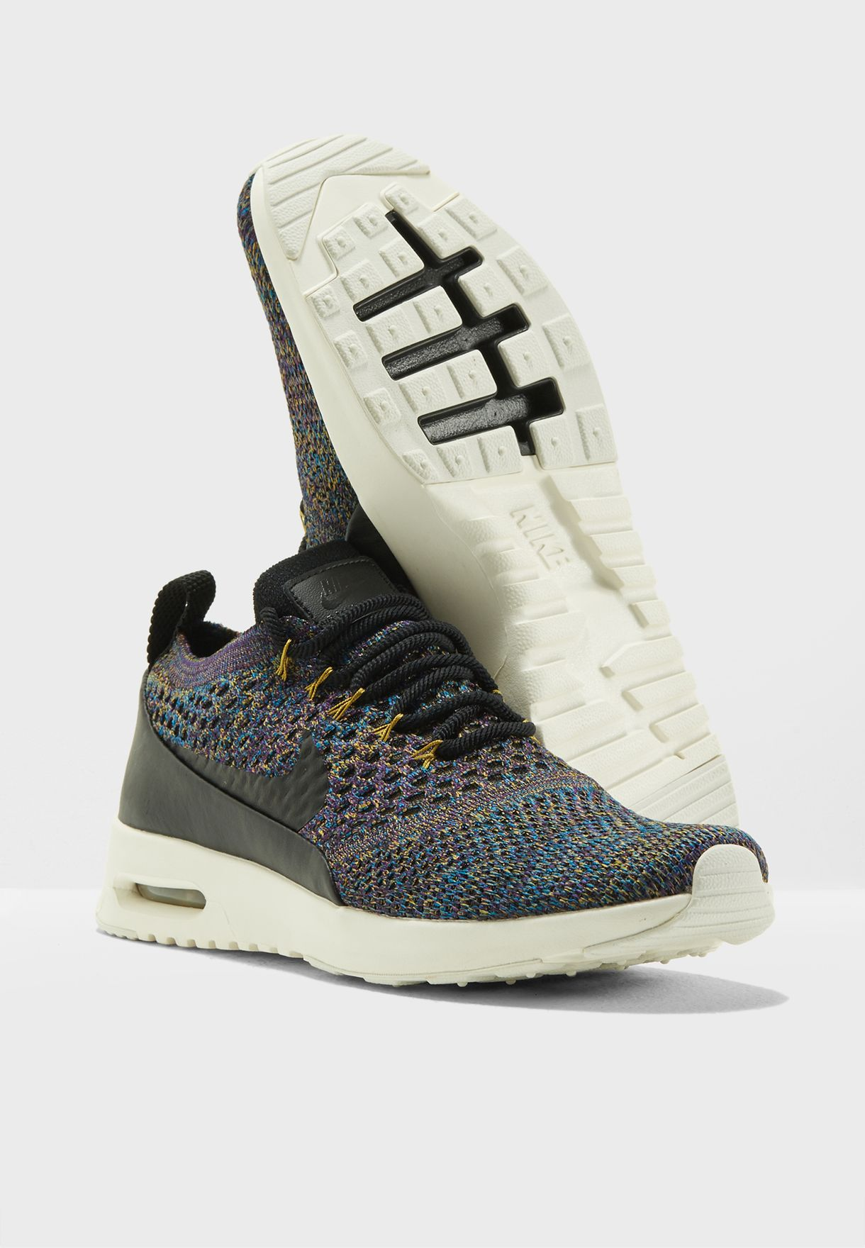 Shop Nike multicolor Air Max Thea Ultra Flyknit 881175-006 for ... ed542558cfd3