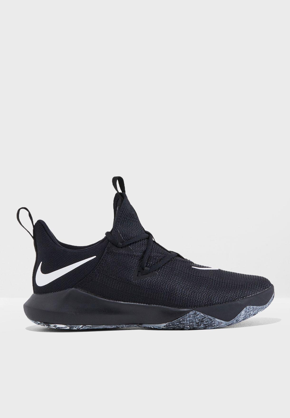 d09d6d25f78b Shop Nike black Zoom Shift 2 AR0458-001 for Men in UAE - NI727SH27COI