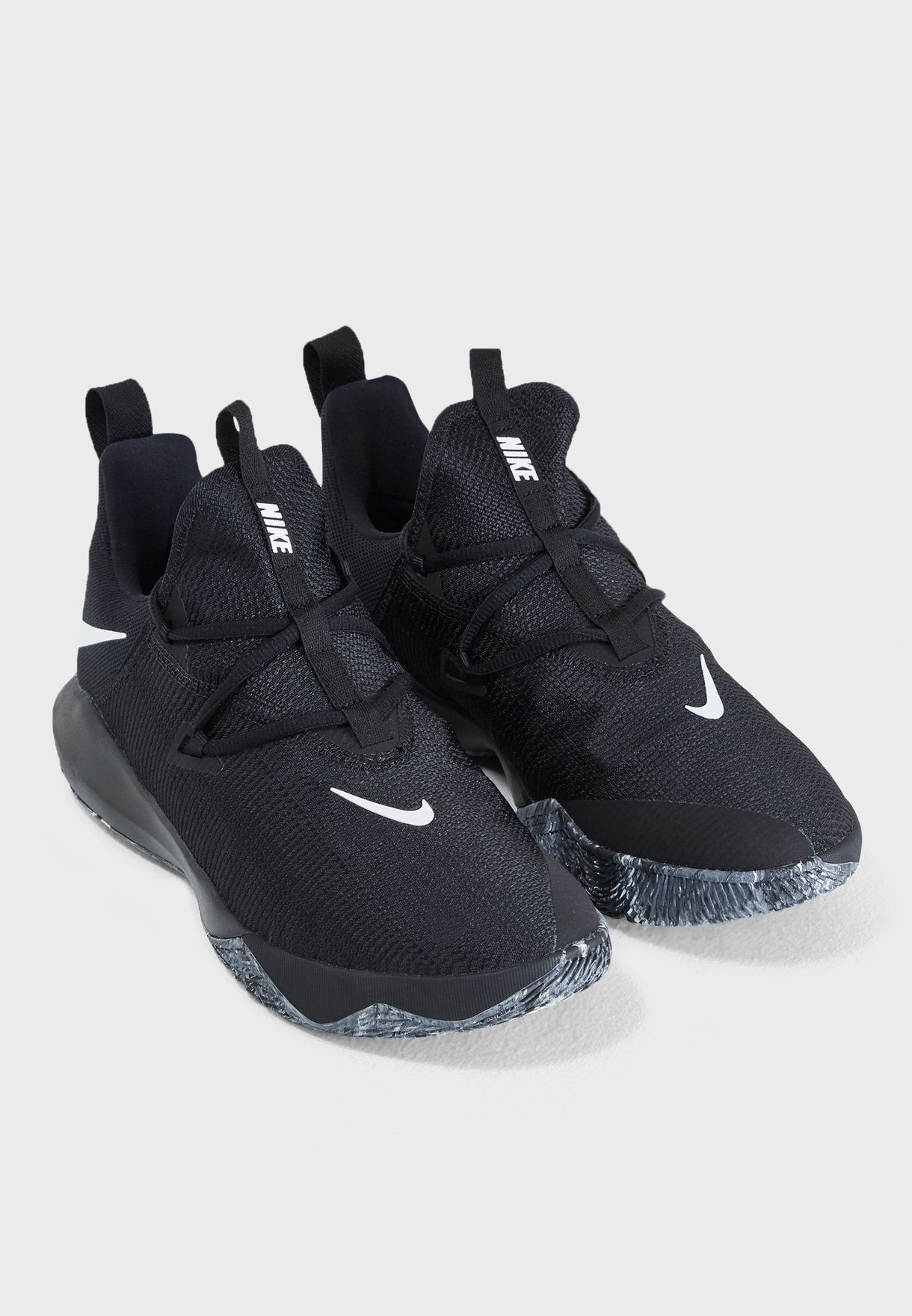 81e662ee8d57 Shop Nike black Zoom Shift 2 AR0458-001 for Men in UAE - NI727SH27COI