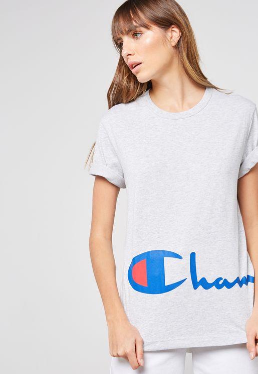 Big Script Logo T-shirt