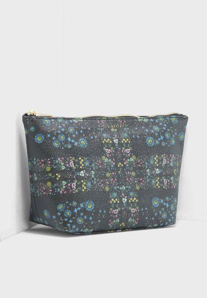 Unity Floral Wash Bag