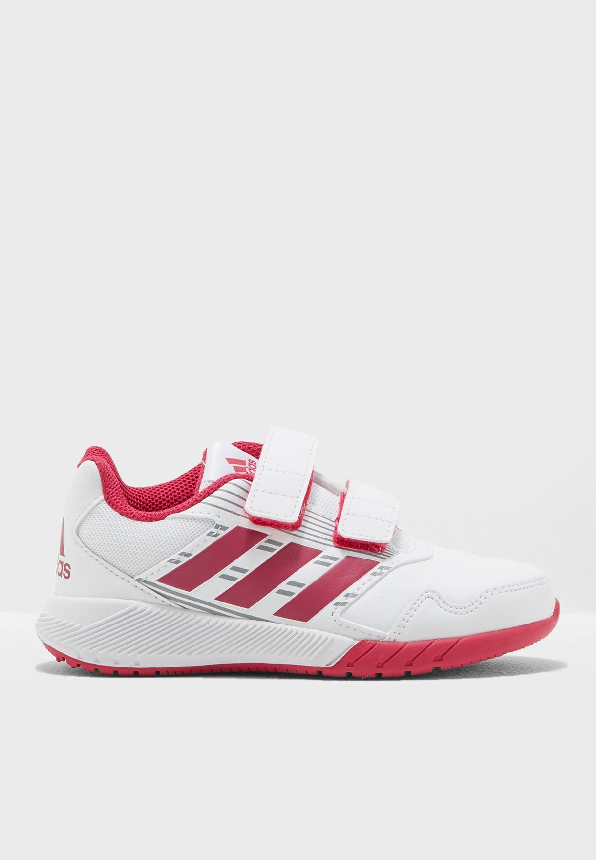 df7960bf0 تسوق حذاء التارن سي اف للاطفال ماركة اديداس لون أبيض BA7427 في ...