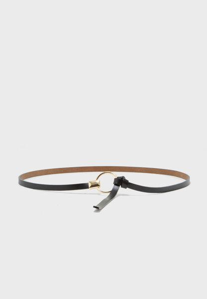 Adjustable Knot Belt