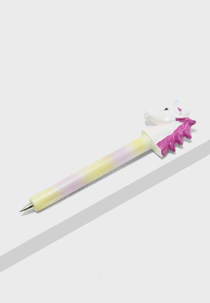 Unicorn Novelty Pen