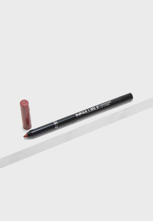 Infallible Lip Liner 701 Stay Ultra Violet