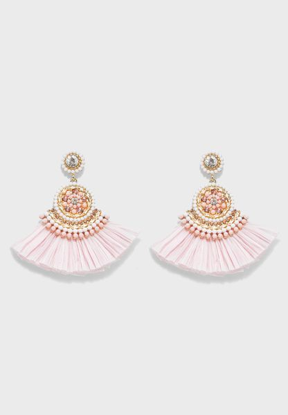 Famingdale Tassel Earrings