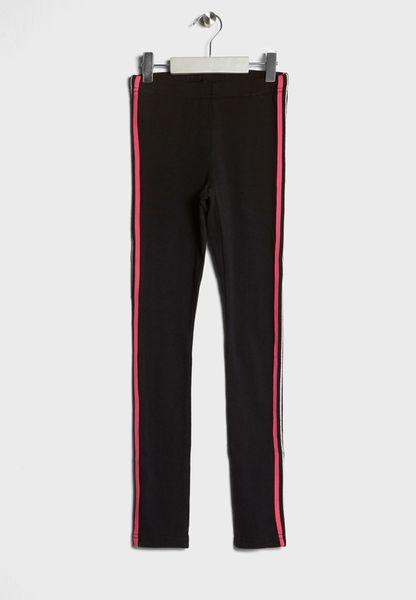 Tween Stripe Leggings