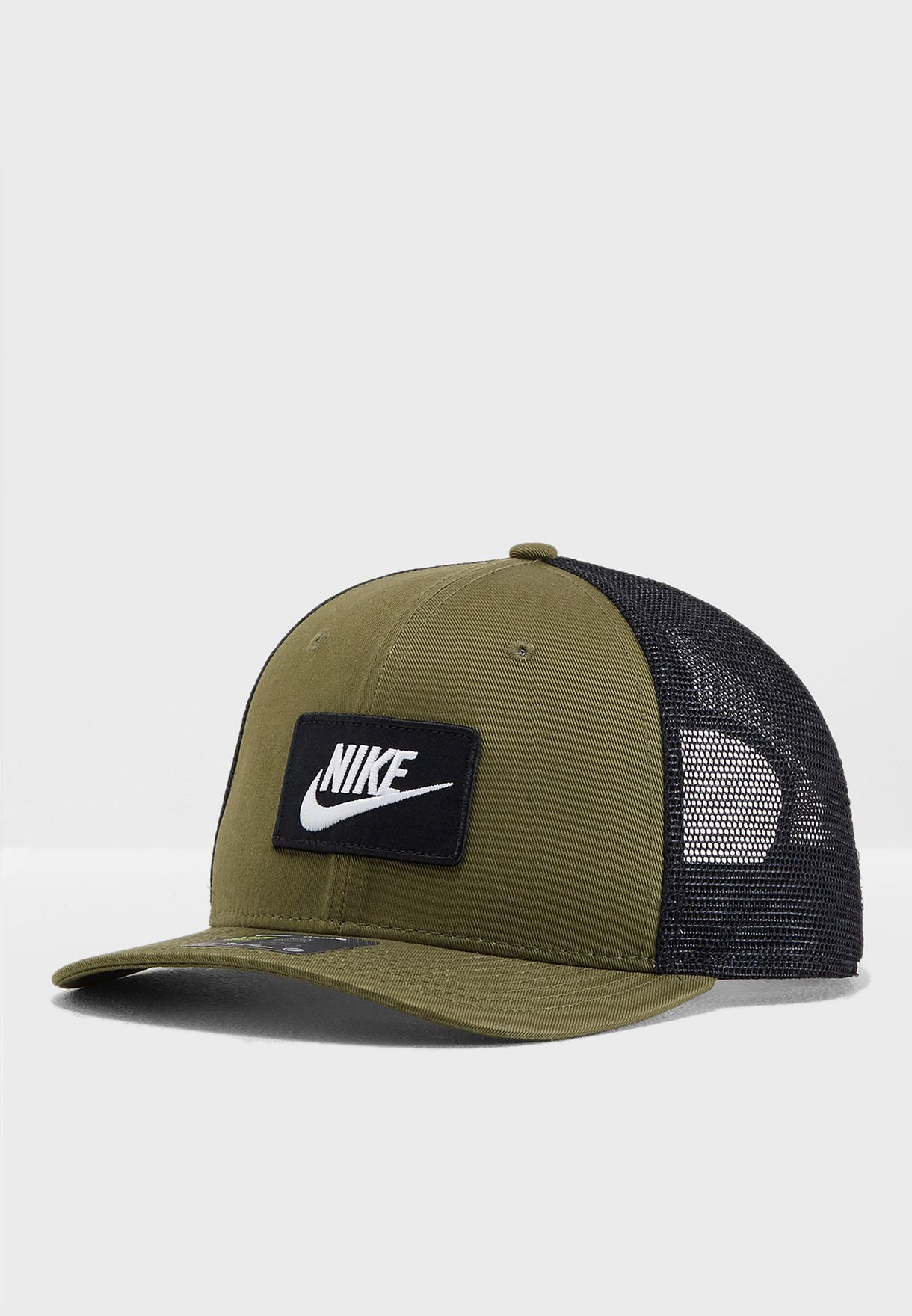 1f1543577a1a8 Shop Nike multicolor Classic 99 Trucker Cap AQ9879-396 for Men in ...
