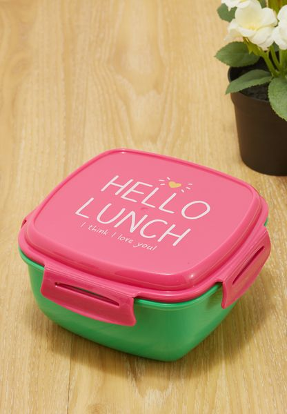 Hello Lunch Salad Box