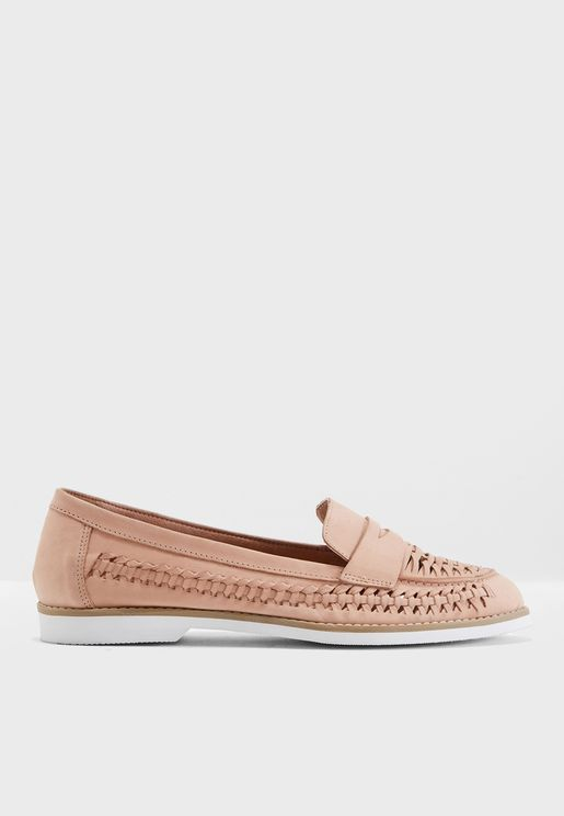 Jeave Woven Loafer