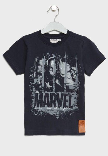 Little Marvel T-Shirt