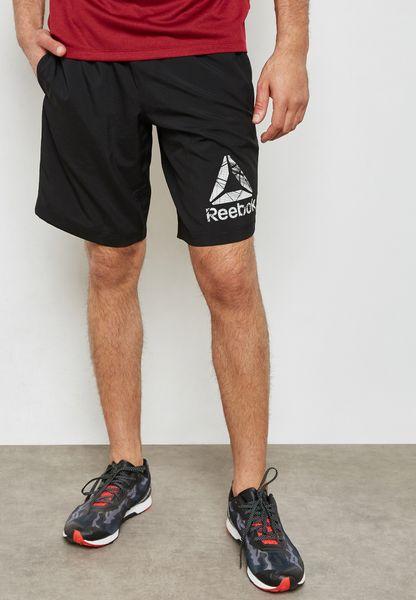 Workout Ready Logo Shorts