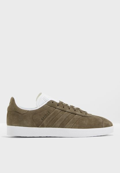 adidas Gazelle Stitch and Turn Suede Sneakers Gr. UK 8 RUnGFMROs