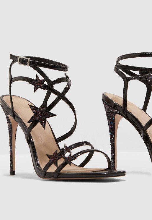 Ashton Heel Sandal