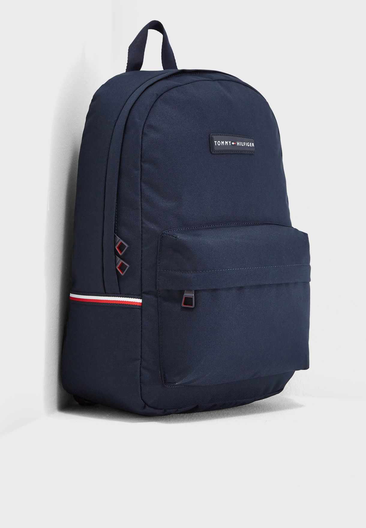 6f09399a9d Shop Tommy Hilfiger navy Tommy Backpack AM0AM03237 for Men in UAE ...