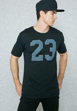Jordan Iconic Logo T-Shirt