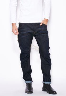 G-Star Raw Visor Stretch Slim Fit Dark Wash Jeans