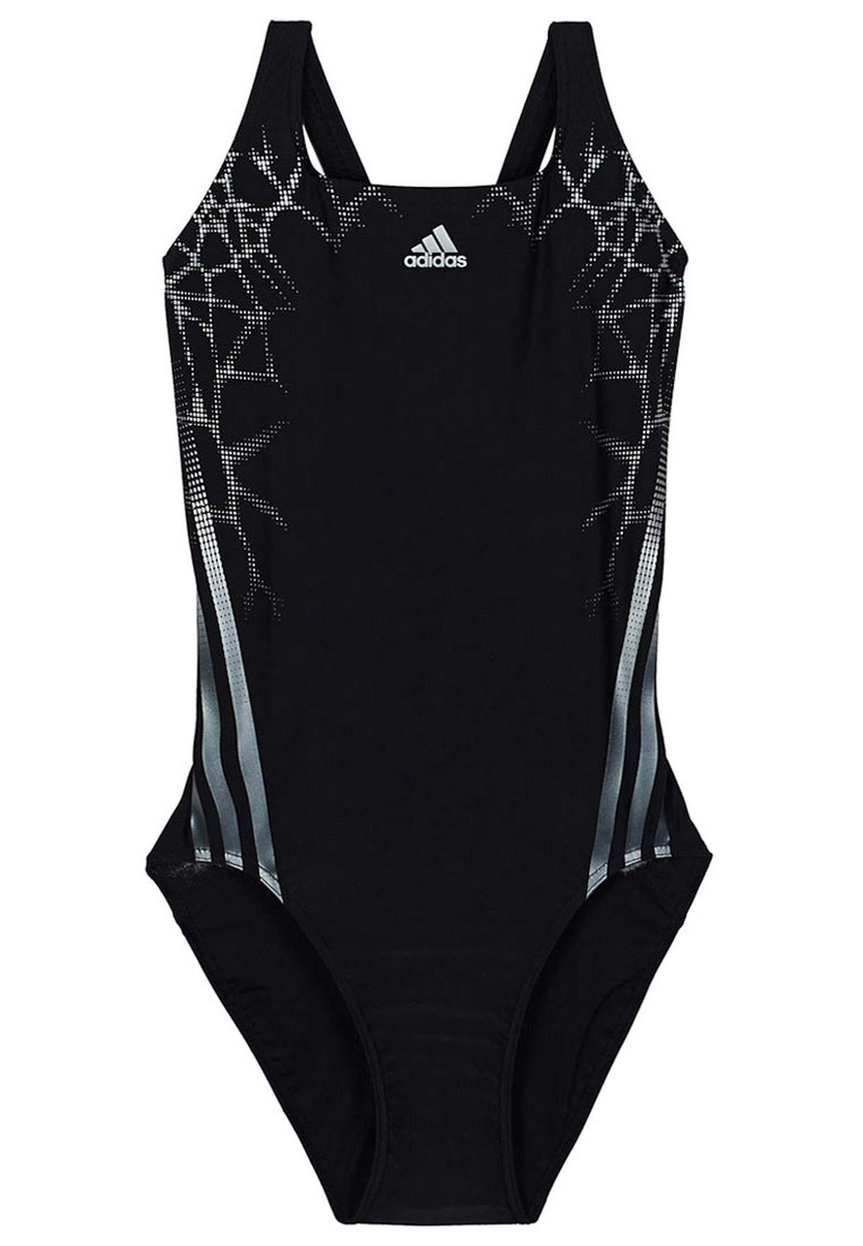 a254fe514d239 تسوق ملابس سباحة نسائية I Tr ماركة اديداس لون أسود M65111 في ...