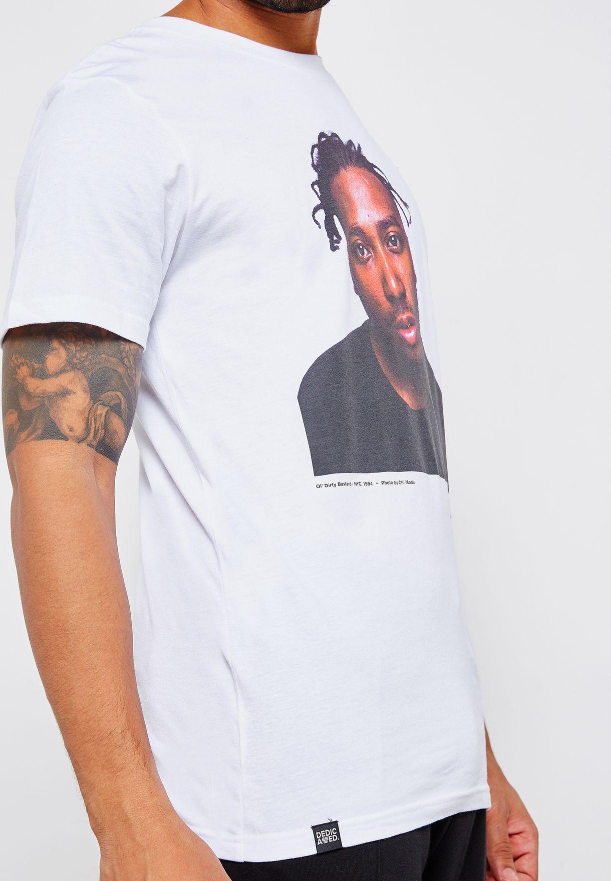 Stockholm Ol Dirty T-Shirt