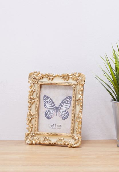 Little Things Ornate Photo Frame