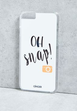 iPhone 6 Oh Snap ! Cover