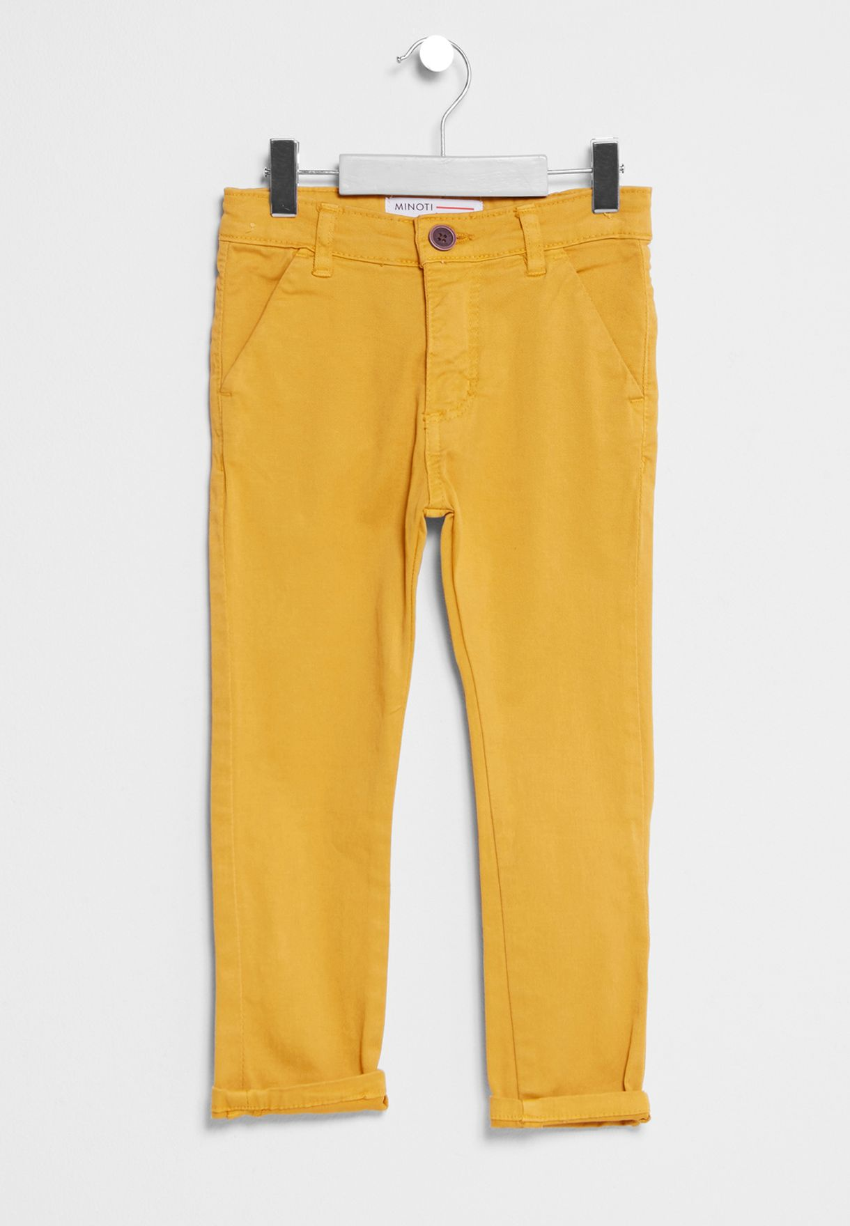 Minoti Twill Trousers