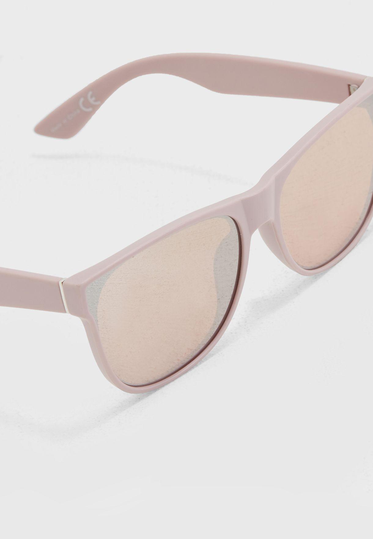 de8a8ef9a06 Shop Aldo purple Brantson Square Sunglasses BRANTSON52 for Men in ...
