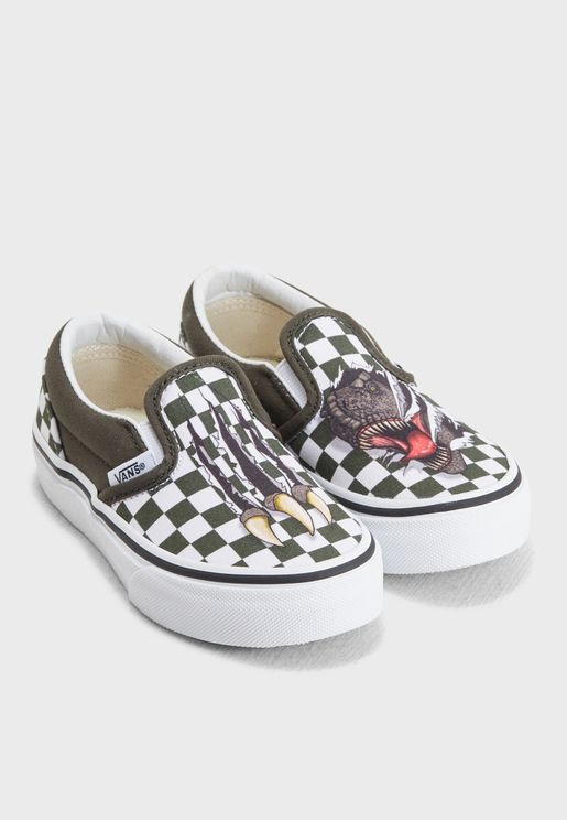 66e71a9cc5 Youth Classic Slip-On. Vans