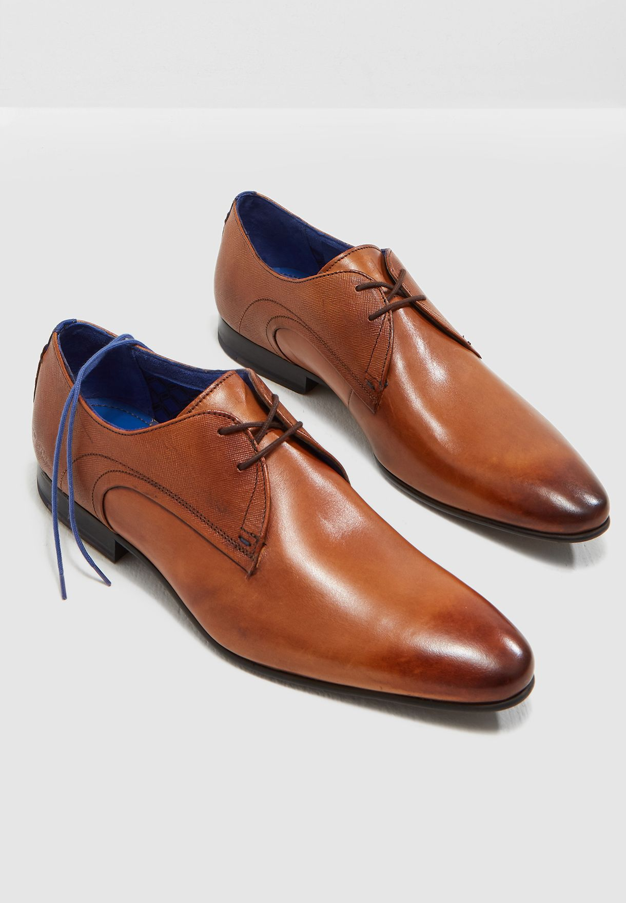 Buy Ted Baker brown Peair Lace Ups for
