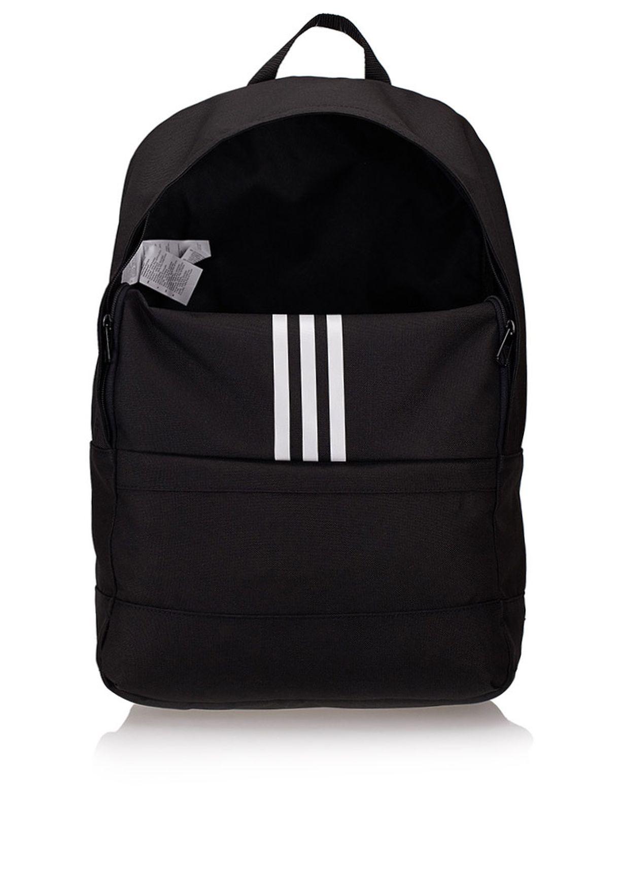 82952afc2d5c Shop adidas black Versatile Backpack F49827 for Men in UAE ...