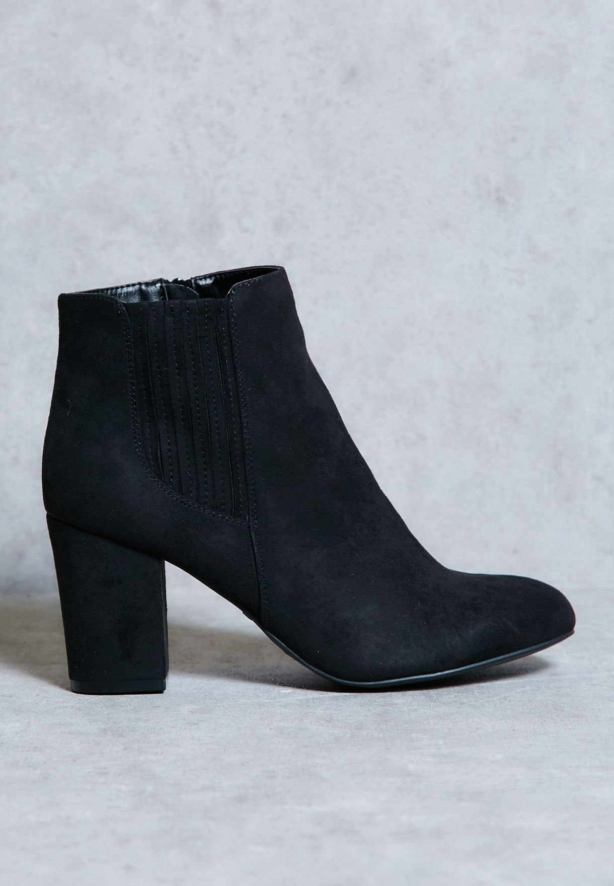 85b3865ae Shop Call It Spring black Pietraia Low Shaft Mod Boots PIETRAIA93 ...