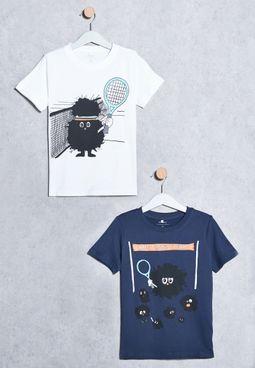 Kids 2 Pack Victorhax T-Shirts