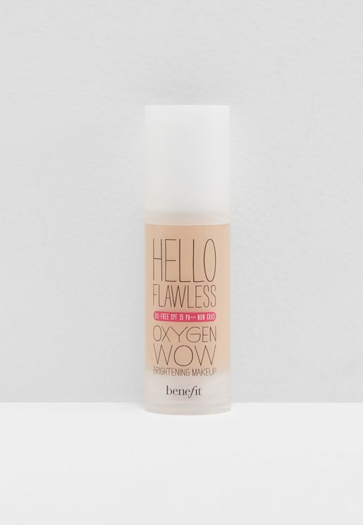 Hello Flawless Foundation - Cheers to Me