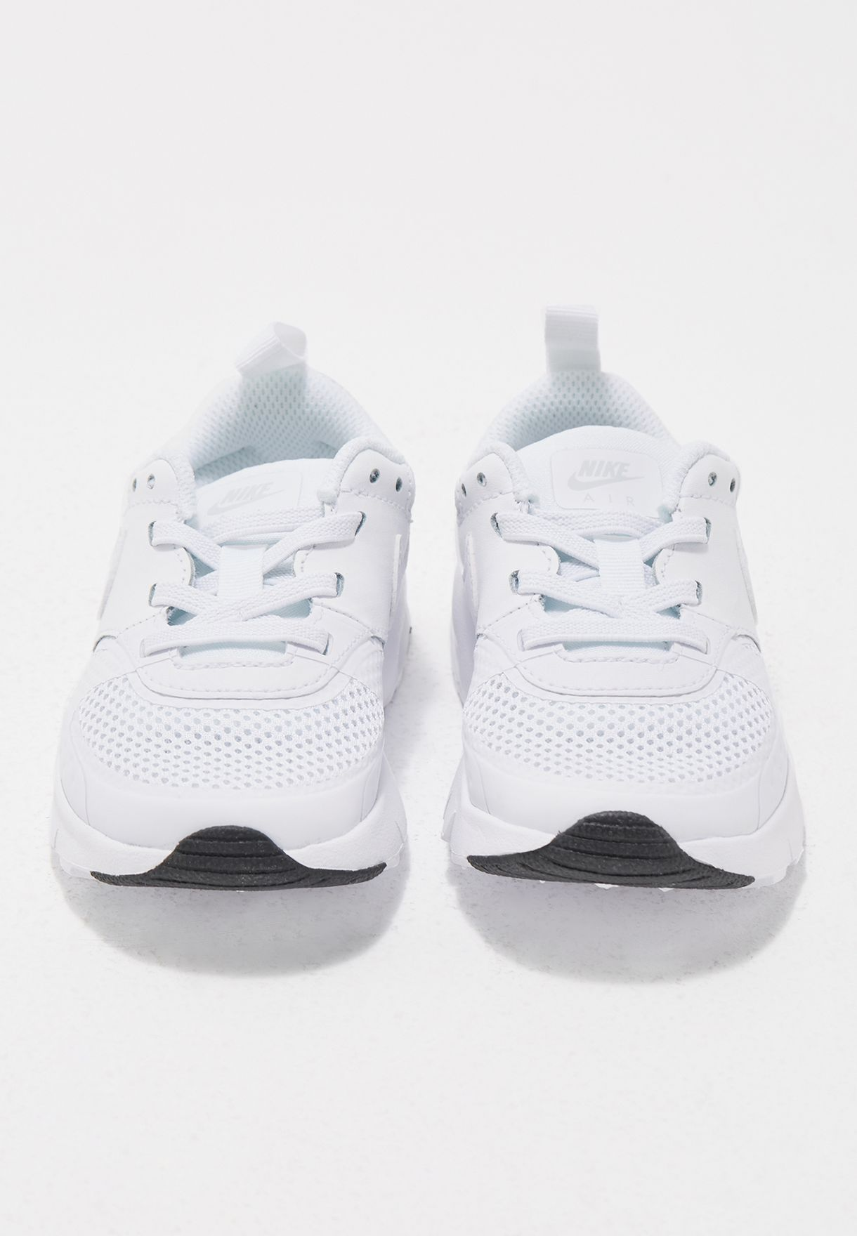 d0f99cd34d25d4 Shop Nike white Air Max Vision Infant 917860-100 for Kids in Oman ...