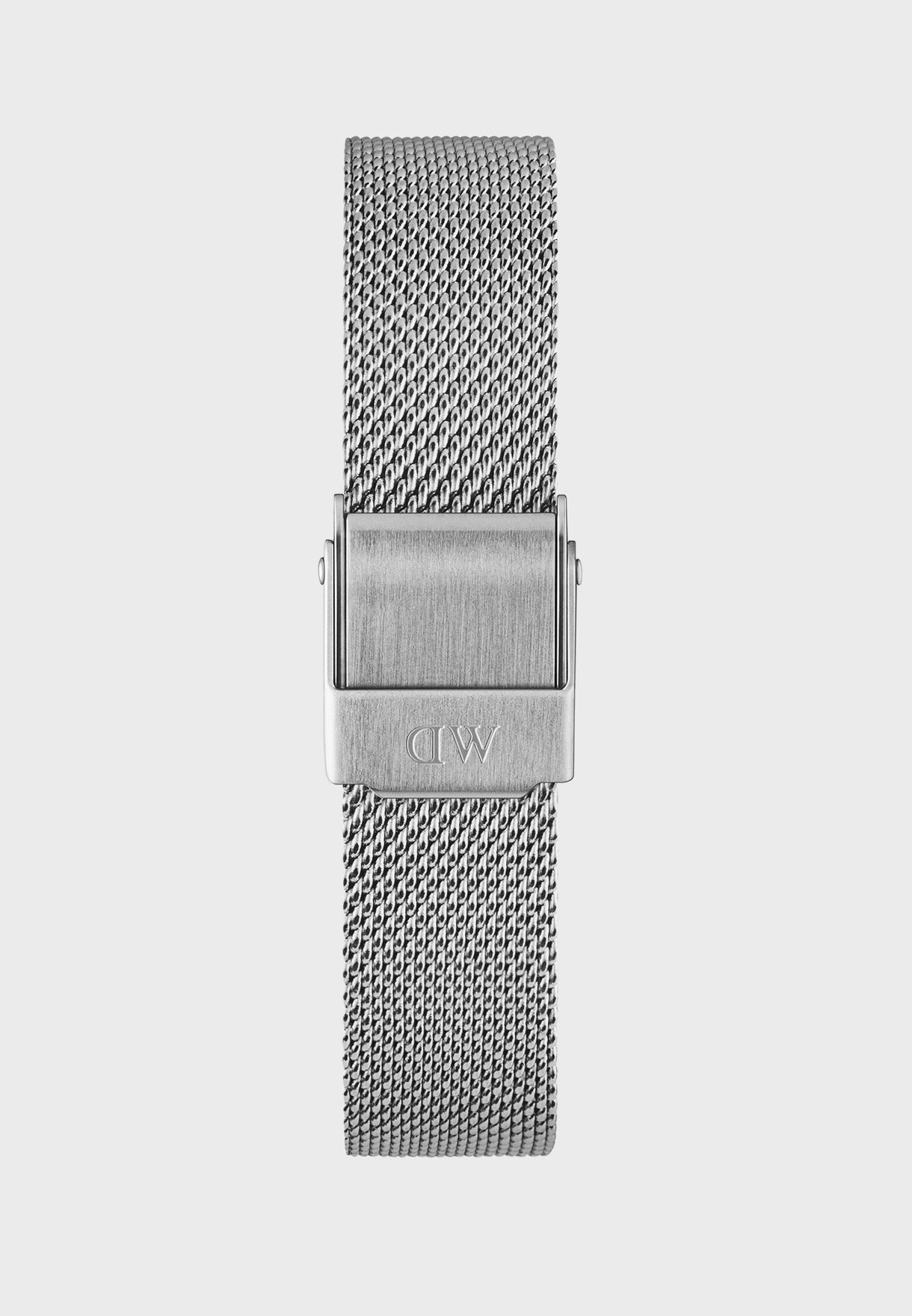 89c9a191c تسوق طقم (ساعة ستيرلينج + سوار) ماركة دانيال ولينغتون لون فضي ...