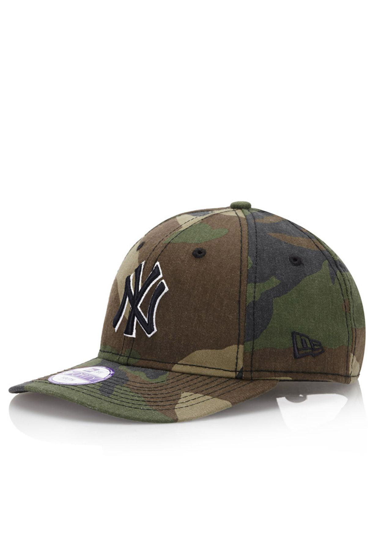cfee7cfa ... discount shop new era green 9forty kids new york yankees cap for men in  saudi ne207ac17oig
