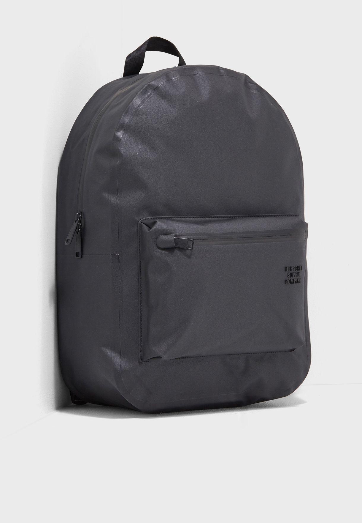 Shop Herschel black Settlement Backpack 23L 10005-01811-OS for Men ... dd17e7c06010d