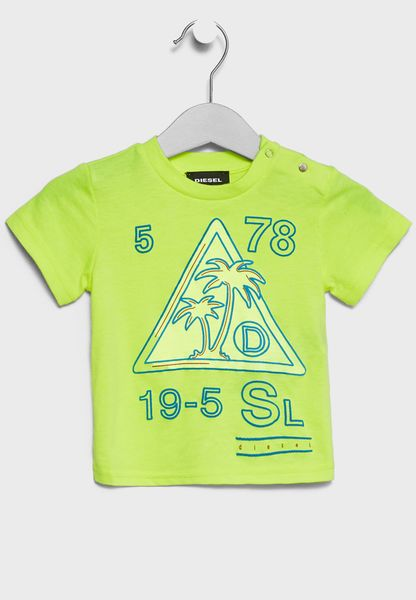 Infant Printed T-Shirt
