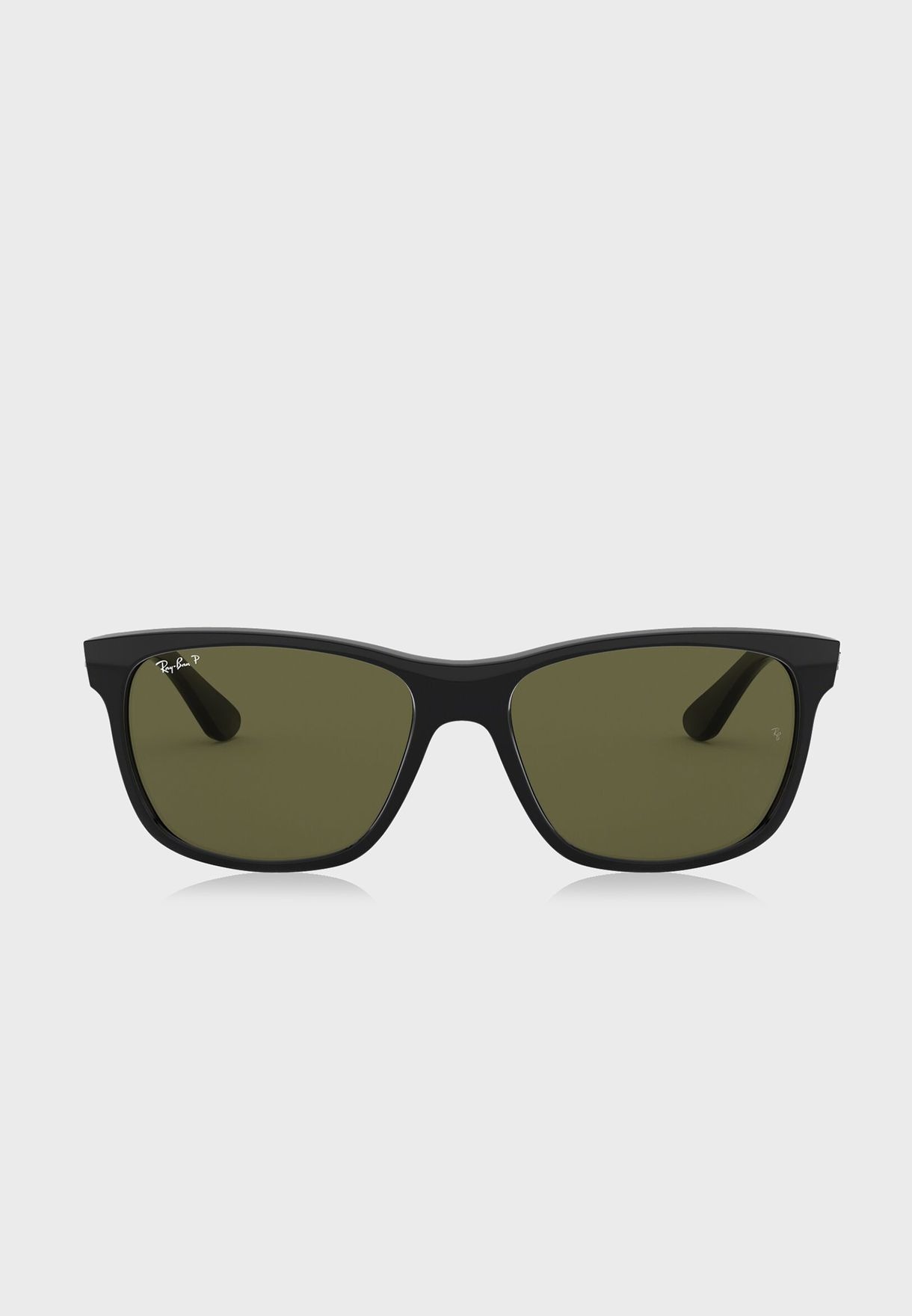 676f8d396b Shop Ray-Ban black RB4181 Highstreet Square 713132452646 for Men in UAE -  RA736AC07LSE