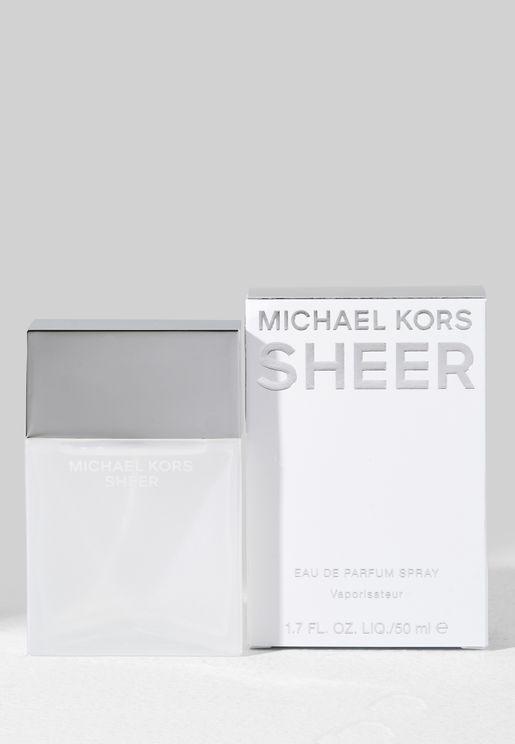 Michael Kors Sheer 50Ml Edp