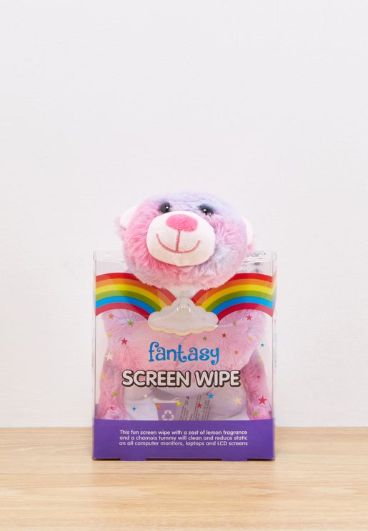 Fantasy Teddy Screen Wipes