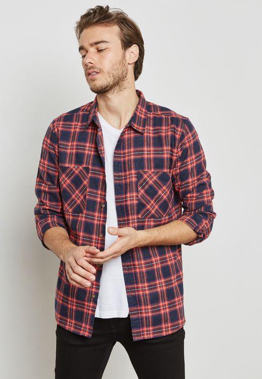 Skidrow Checked Shirt