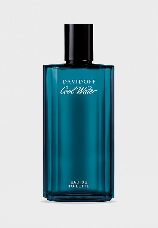 Cool Water Man Eau De Toilette 125ml
