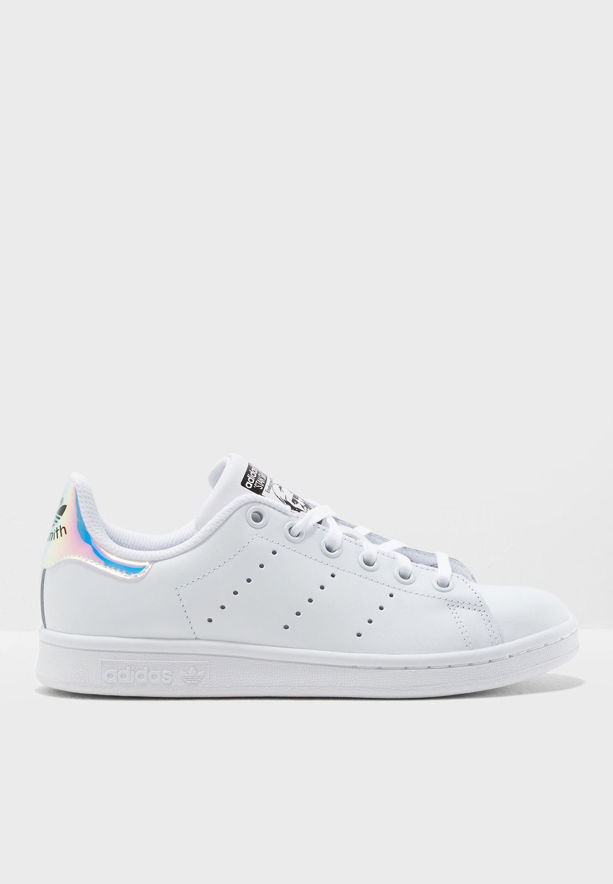 4539c36e7ef85 Shop adidas Originals white Youth Stan Smith AQ6272 for Kids in ...