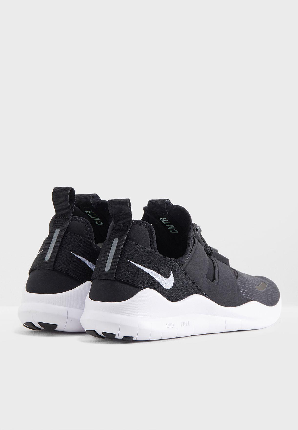 c0b1f4b989fe Shop Nike black Free RN Commuter 2018 AA1621-001 for Women in UAE ...